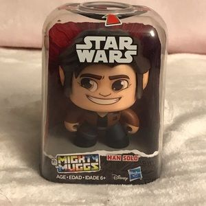 Star Wars Mighty Muggs Han Solo #10 Multiple Face